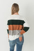 Dottie Block Striped Sweater (Multi)