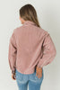 Mandi Corduroy Jacket W Pockets