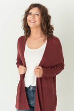 Emaline Basic Cardigan