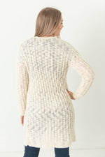 Sammy Soft Long Cardigan