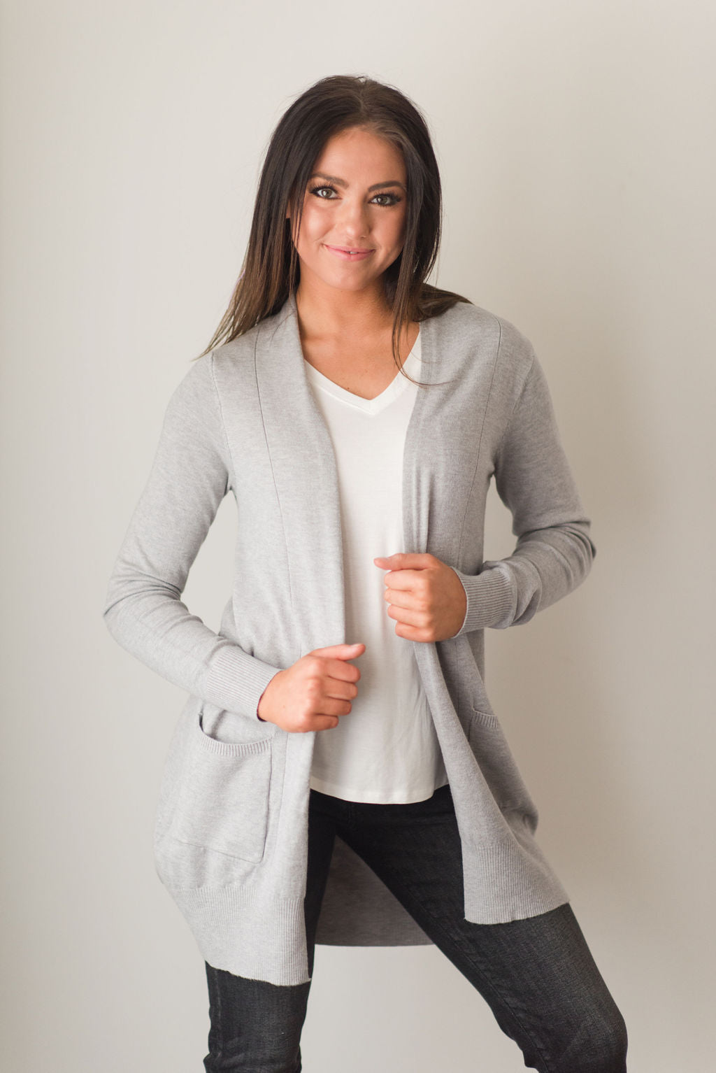 Janelle Cardigan (Various Colors)