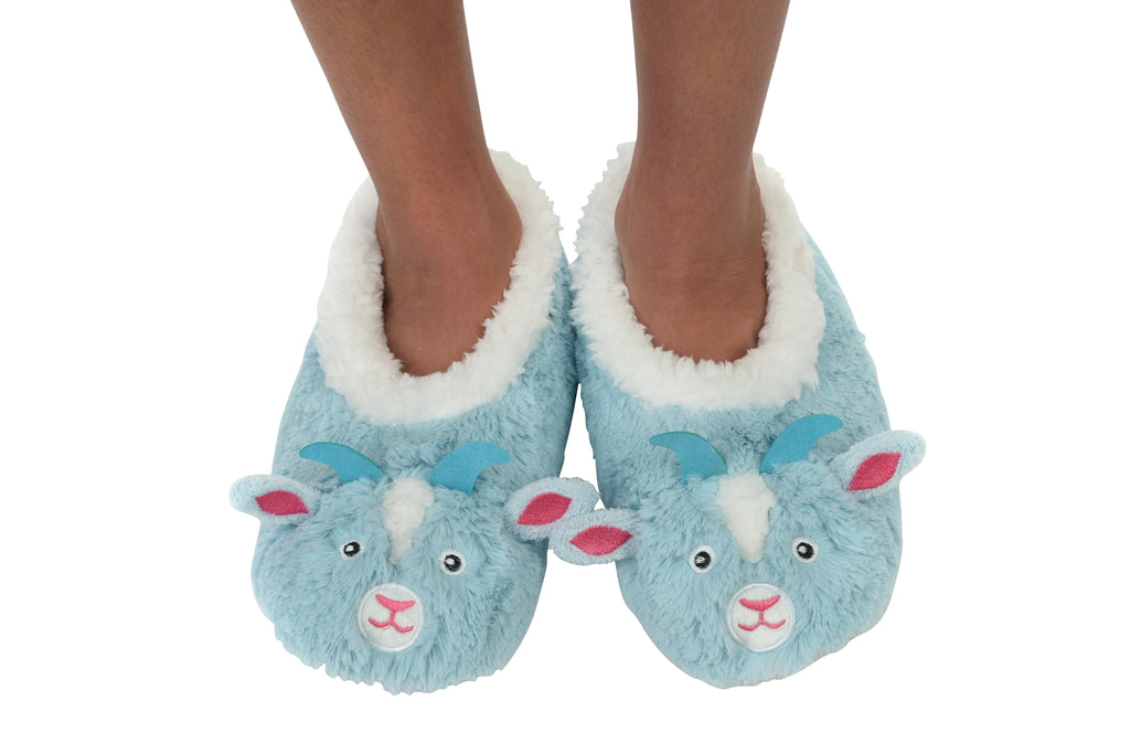 Women's Furry Foot Pal Slippers