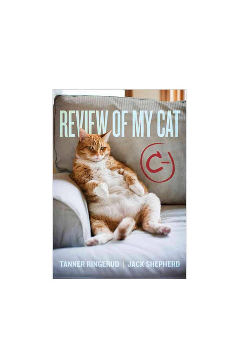 Review of My Cat Book