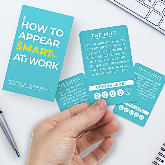 How To Appear Smart At Work: 100 Tips & Tricks