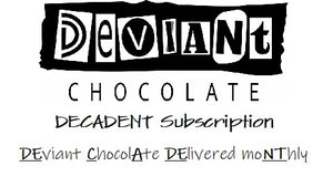 DECADENT Subscription - 6 Months - Shipped - Vegan