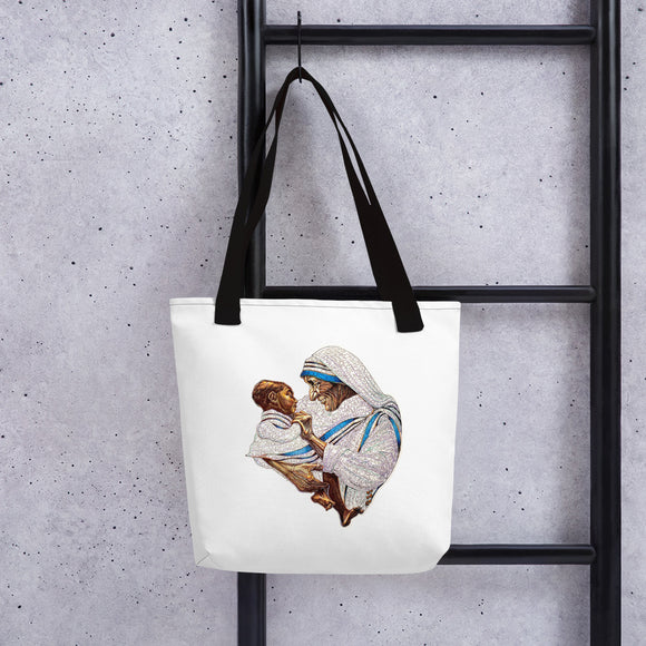 Mother Teresa Tote