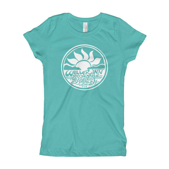 Weller Inn Slim Fit Girl's Tee
