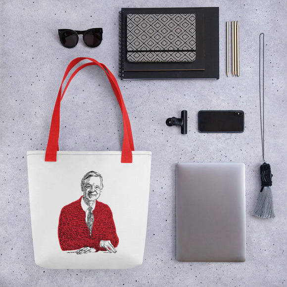 Fred Rogers Tote