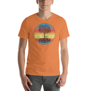 Weller Inn Tee Front Print Only - Tree