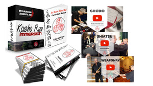 Kosho Ryu Immersion Series - 22 DVD Set
