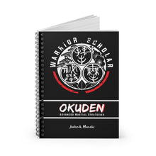 Okuden Spiral Bound Notebook