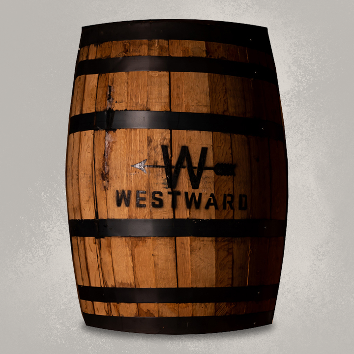 WESTWARD SINGLE BARREL 100 PROOF
