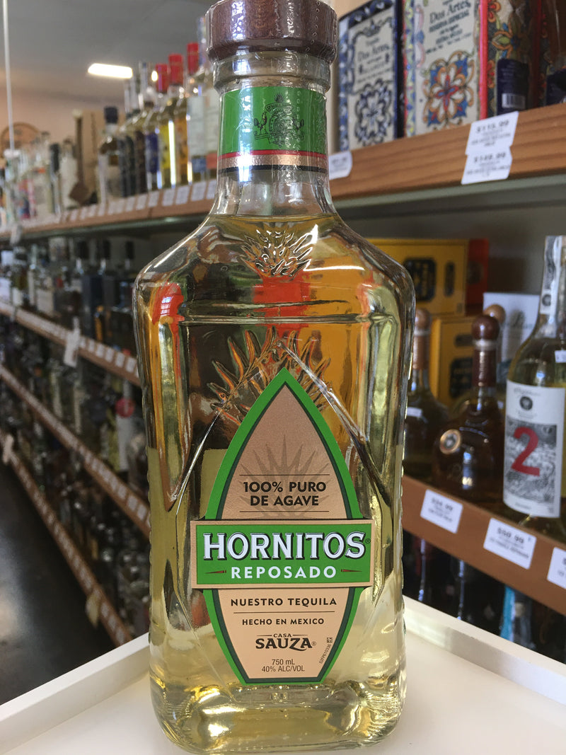SAUZA HORNITOS TEQ REPOSADO