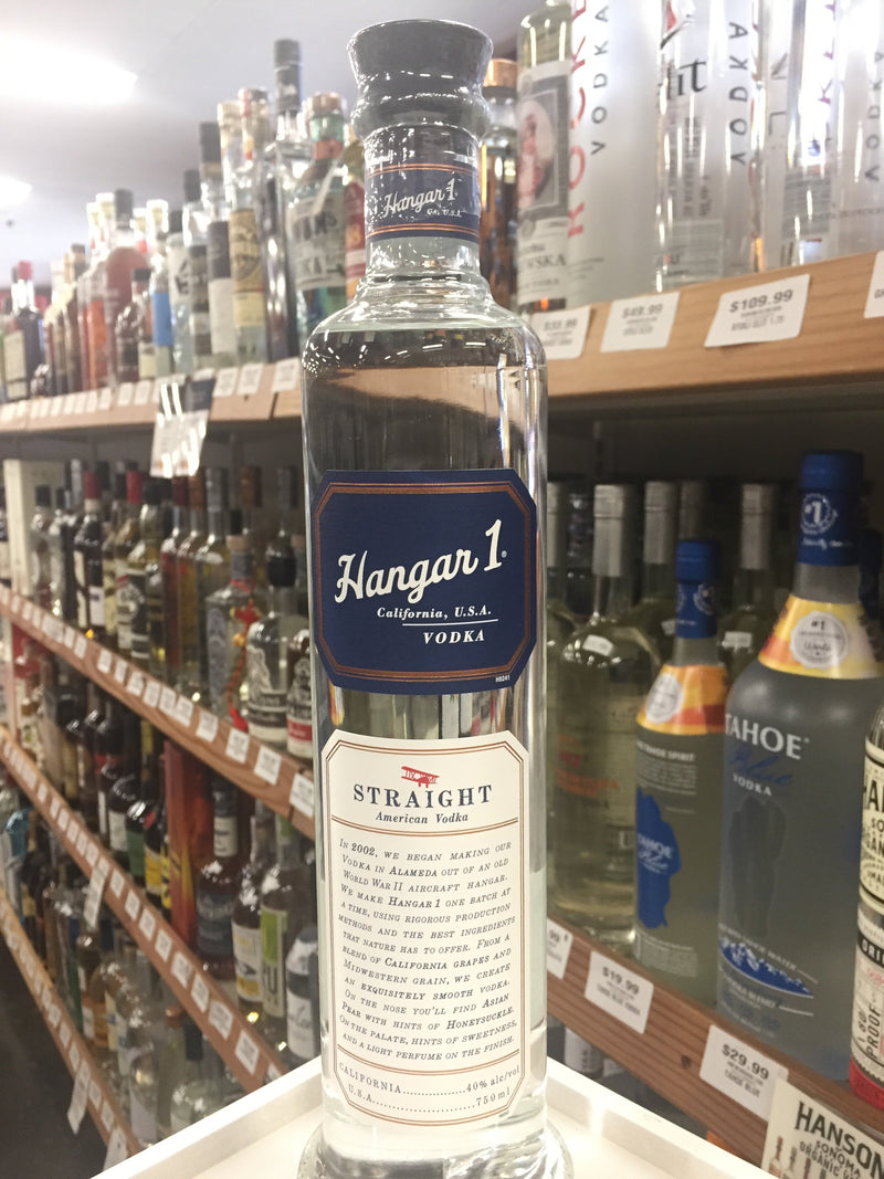 HANGAR ONE VODKA 80