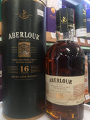 ABERLOUR HIGHLAND DOUBLE CASK 16 YRS