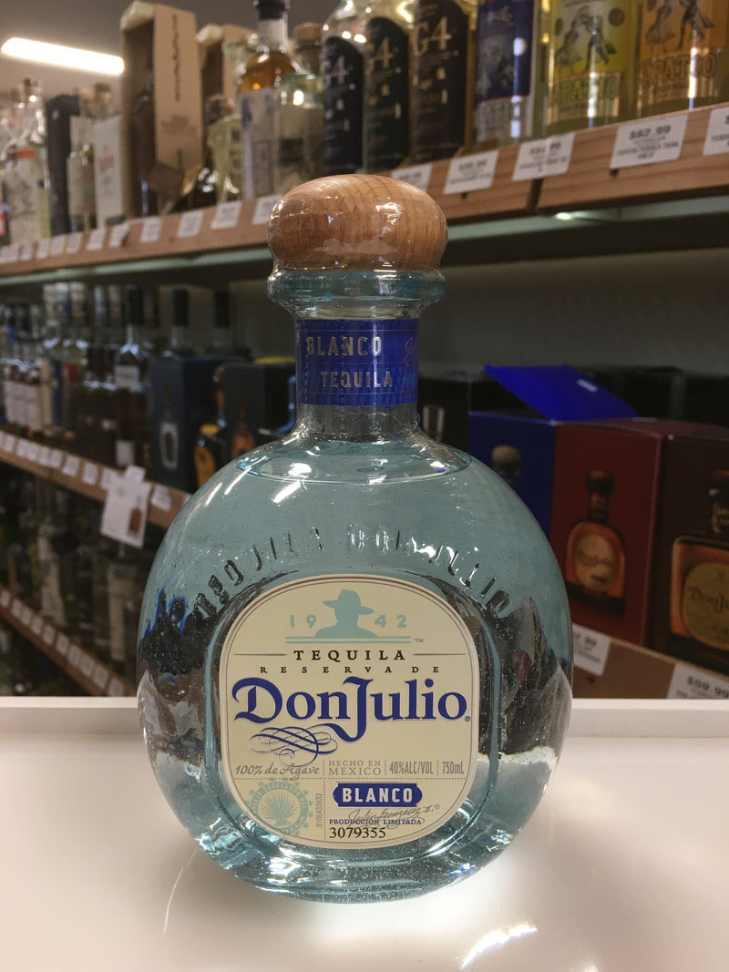 DON JULIO TEQ BLANCO 80