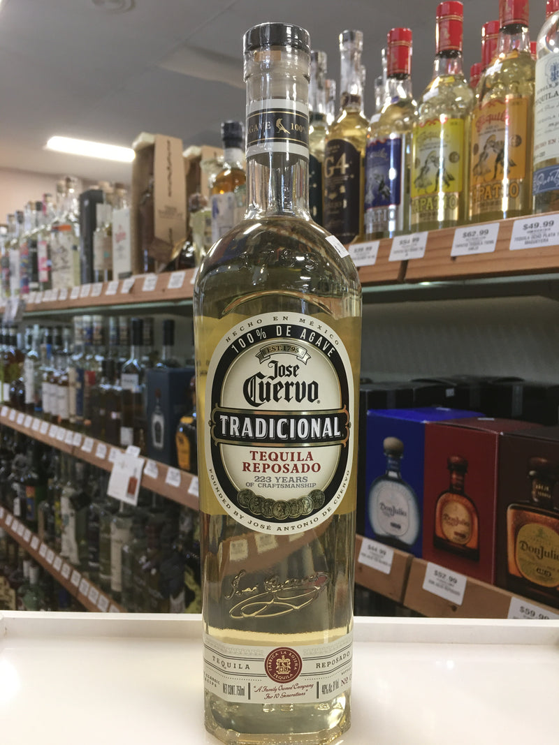 JOSE CUERVO TRADITIONAL REPO