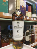 MACALLAN HIGHLAND SHERRY OAK 12 YRS