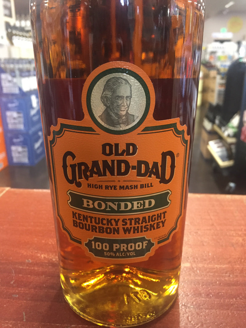 OLD GRAND DAD 100 PROOF