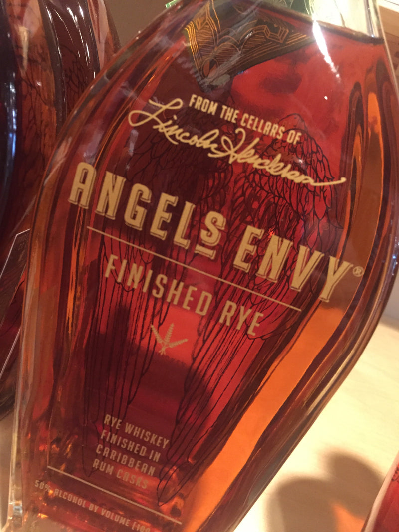 ANGELS ENVY FINISHED RYE