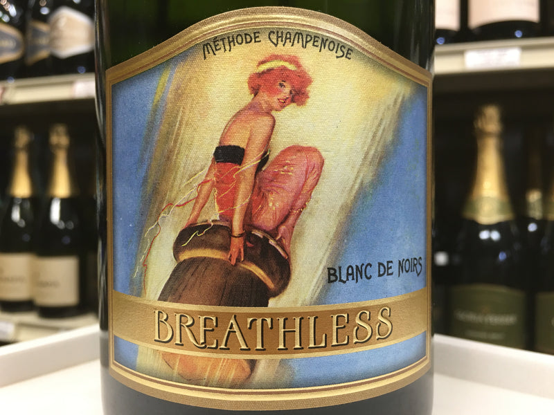 BREATHLESS BLANC DE NOIRS