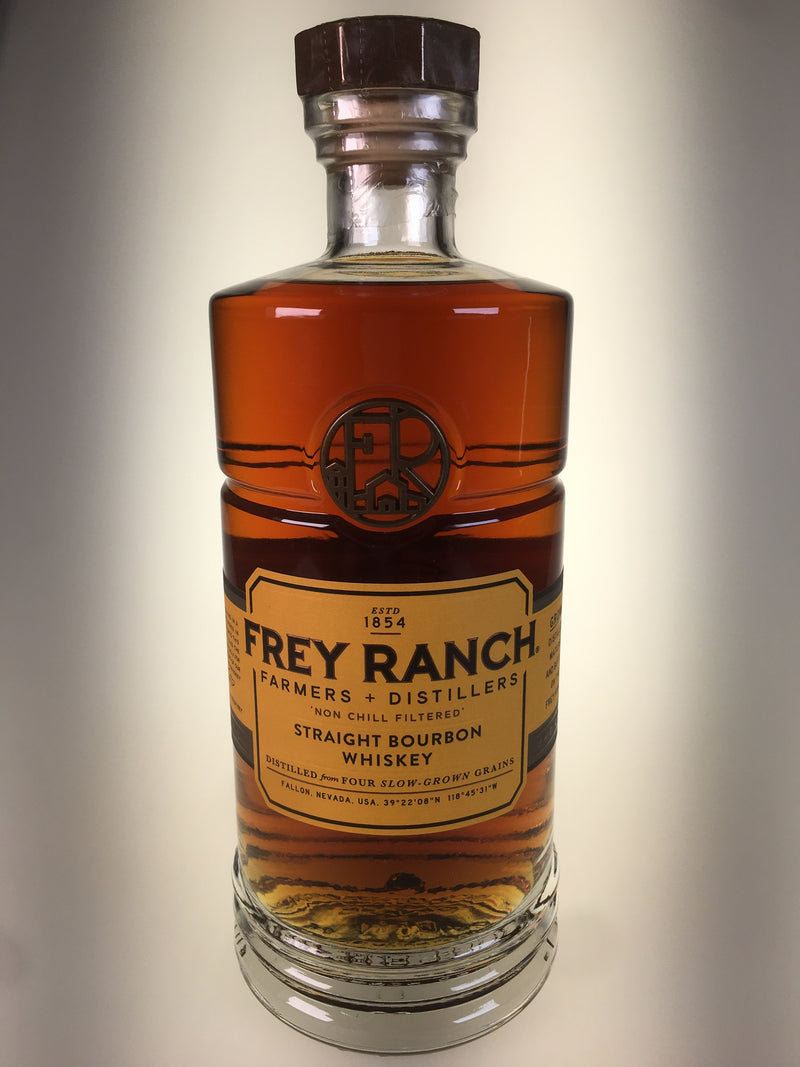 FREY RANCH STRAIGHT BOURBON
