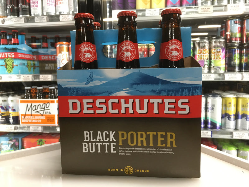 DESCHUTES BLACK BUTTE PORTER 6 PK