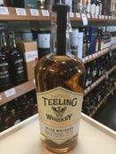 TEELING SINGLE GRAIN IRISH 750 ml.