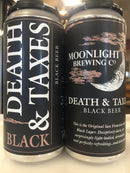 MOONLIGHT BREWING DEATH & TAXES 4 Pk CANS