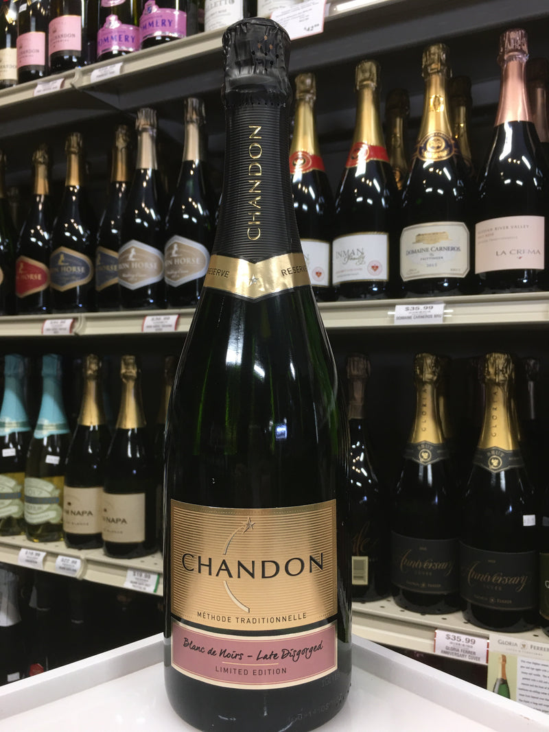 DOMAINE CHANDON BLANC DE NOIRS LATE DISGORGED