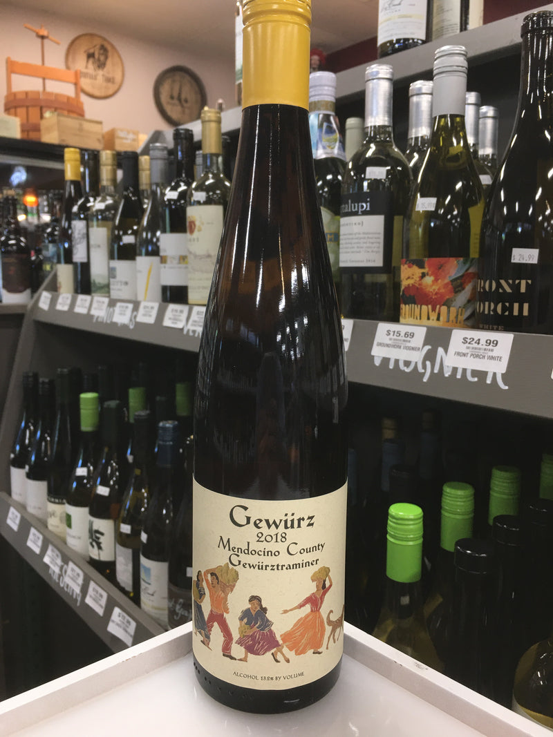 ALEXANDER VALLEY VINEYARDS GEWURTZTRAMINER