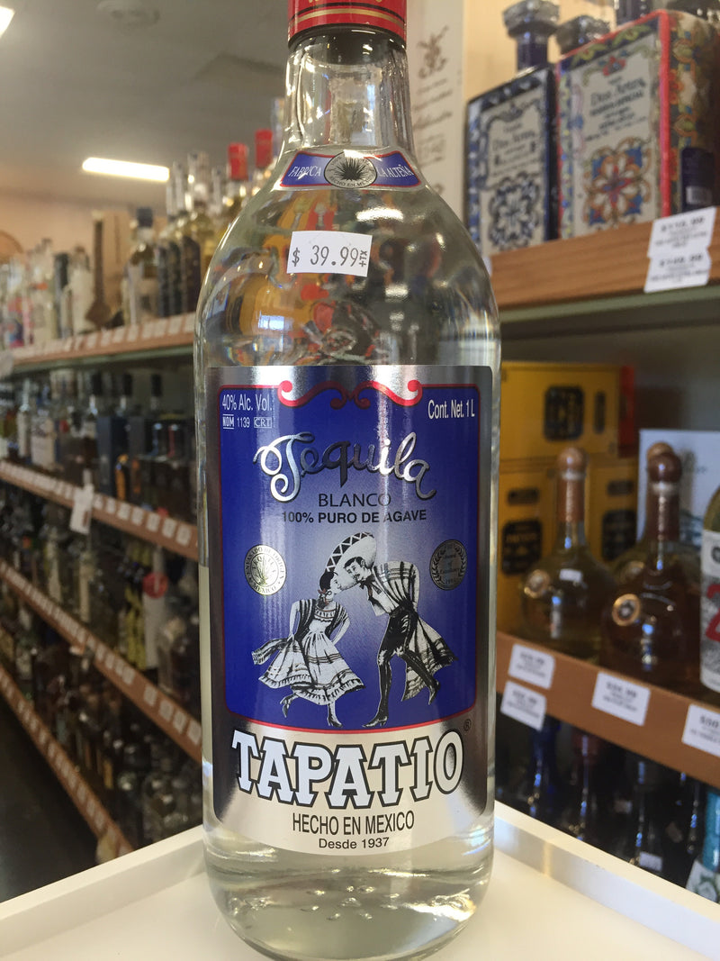 TAPATIO BLANCO 750 ML.