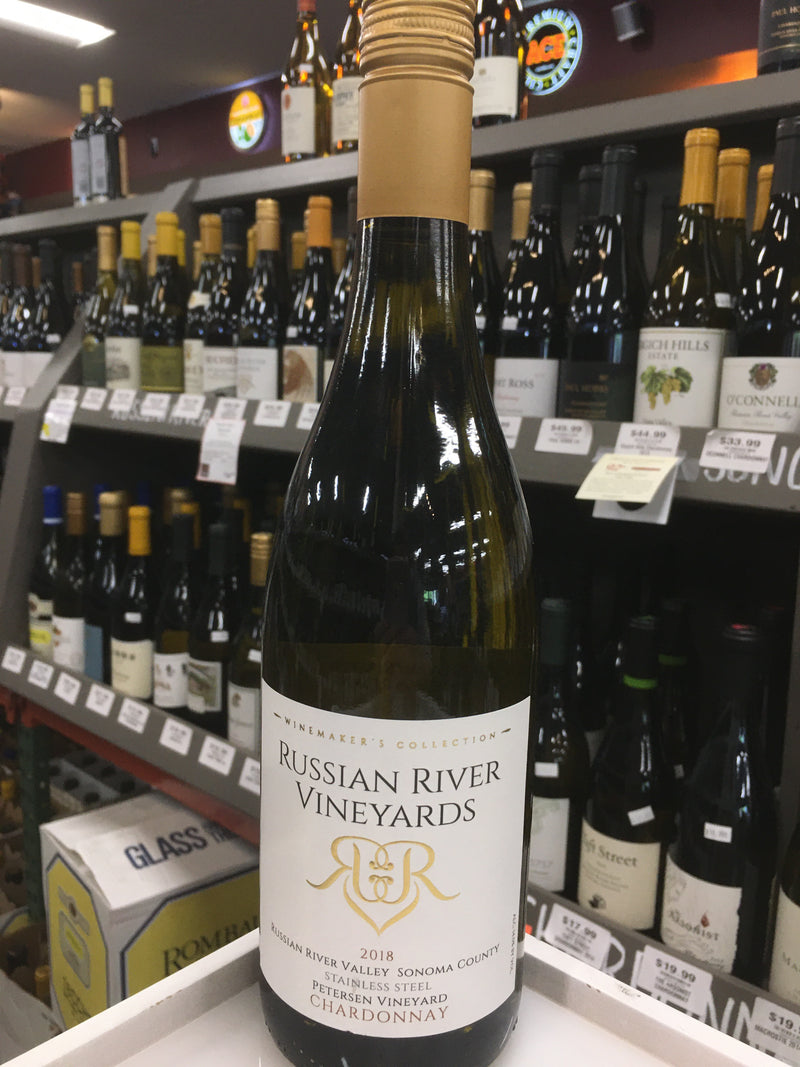 RUSSIAN RIVER VINEYARDS CHARDONNAY