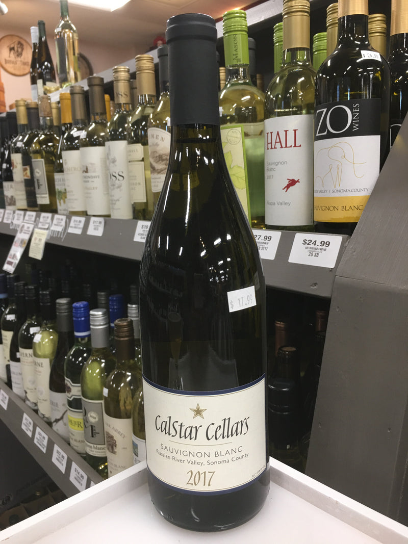 CALSTAR CELLARS RUSSIAN RIVER 2017