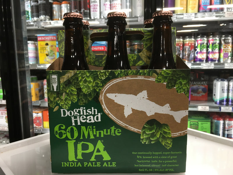DOGFISH HEAD 60 MINUTE 6 PK