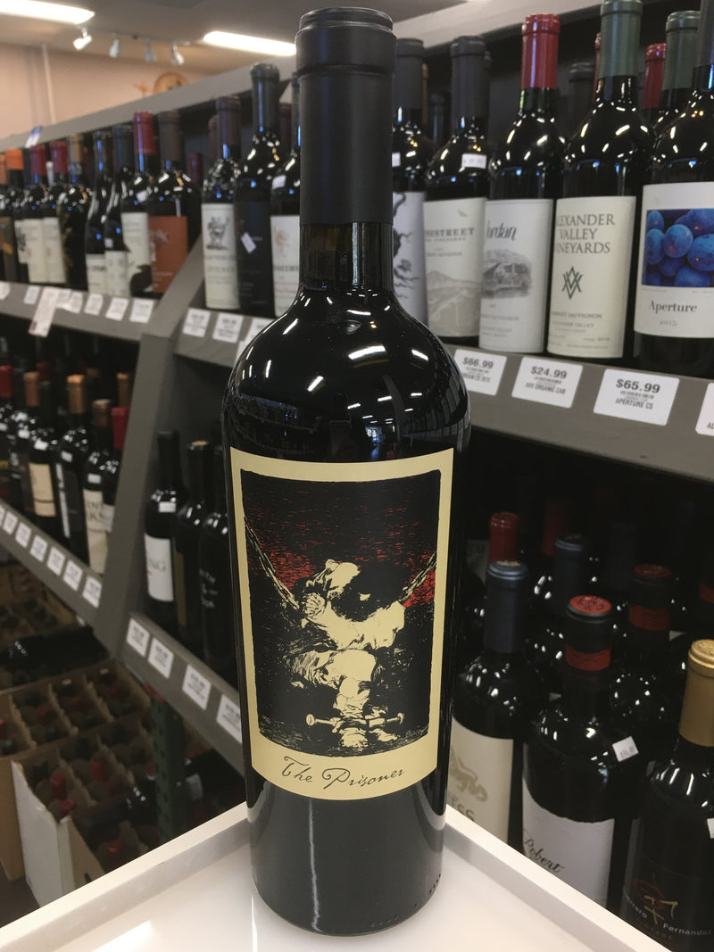 THE PRISONER RED BLEND