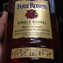 BARREL PICK FOUR ROSES