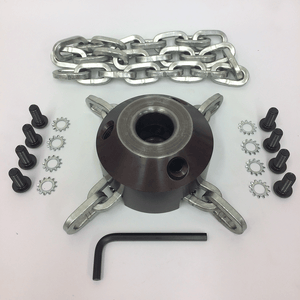 "1"" Root Rat Nozzle Replacement Chain Rotor"