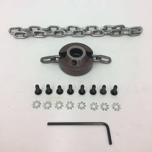 "3/8"" Root Rat Nozzle Replacement Chain Rotor"