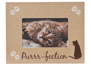 Cat Purrfection - Picture Frame
