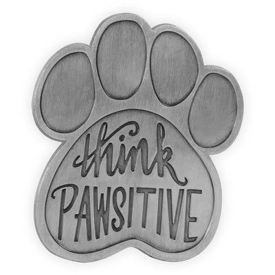 Think Pawsitive - Visor Clip