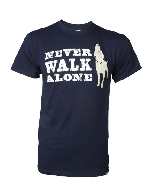 Never Walk Alone T-Shirt - Unisex