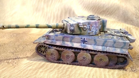 Introducing WW2 printed vehicles
