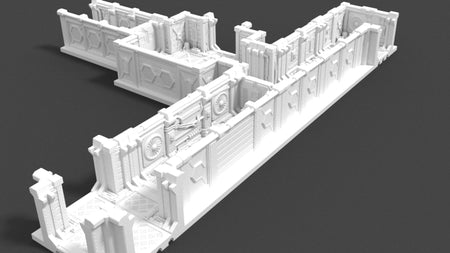 New tile set in development for Space Hulk