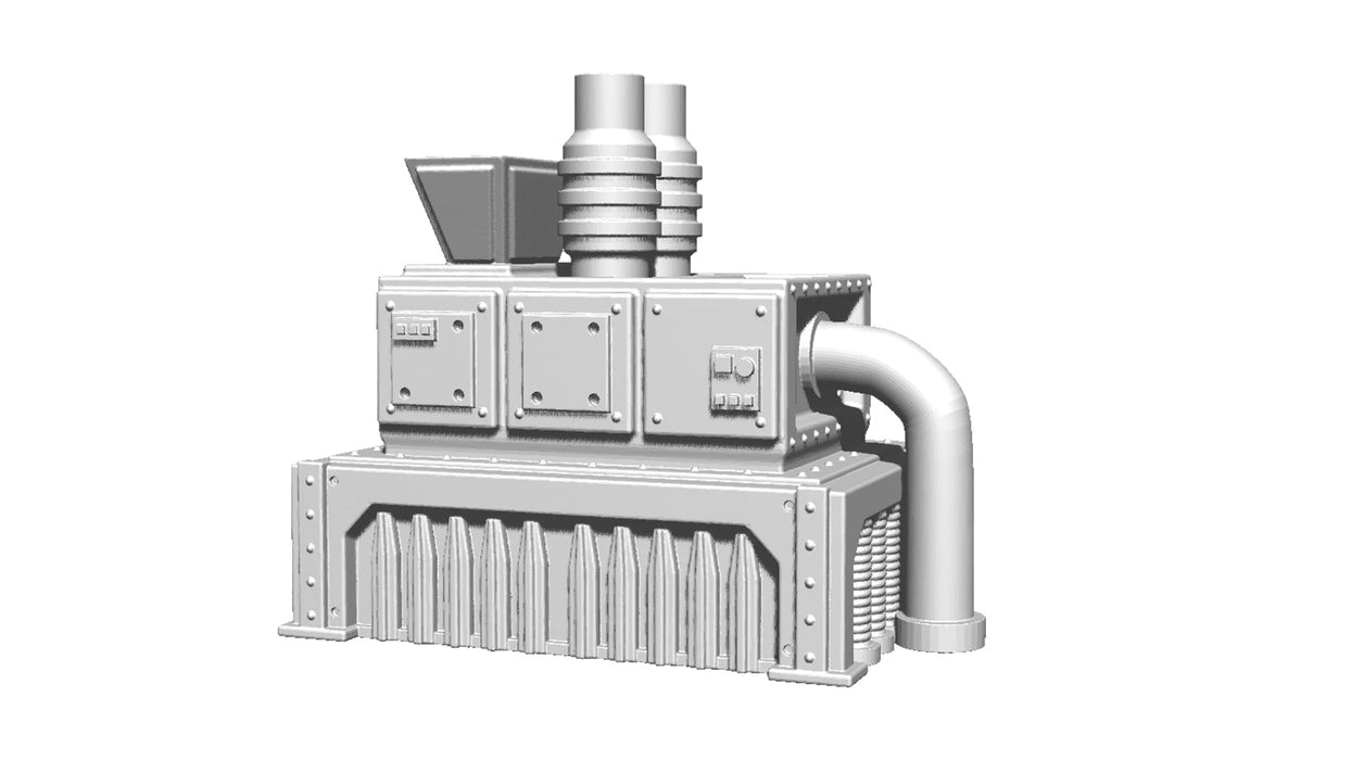 Industrial Chemworks Modular Set 3D printable