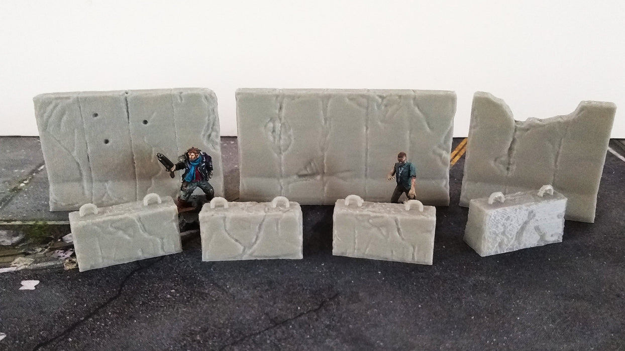 Corvus Games Terrain 3D printed Alaska Barrier Bundle for 28mm tabletop wargaming like Fallout, This is not a Test, Wreckage, Last Days, The Walking Dead.jpg