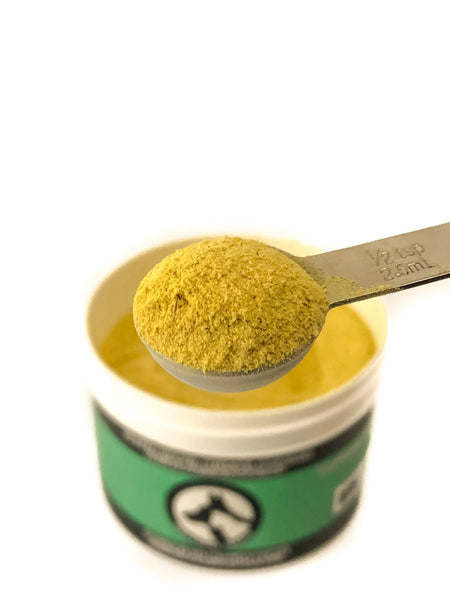 1/2 tsp of our Green Lipped Mussel Powder