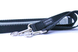 "Freedom Harness, No Pull Dog Harness & Leash Combo 5/8"" Wide - Small - Black - Only One Treats Canada Wholesale Bulk"