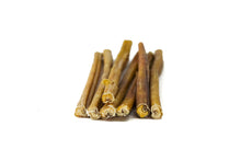 "Clearance - 12"" Thin Natural Beef Bully Stick (10 pack) - Only One Treats"
