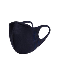 Navy Knitted Mask